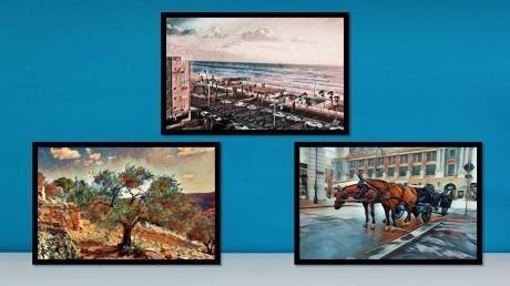 תמונות קיר - תמונות ציור