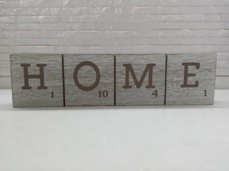 מוצר נוי דגם HOME