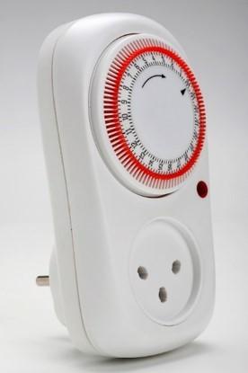 שעון שבת טיימר לשקע חשמל