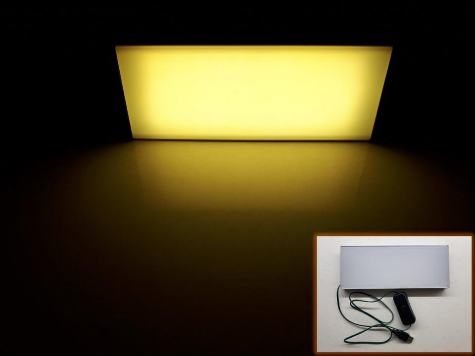מנורת שולחן דגם קלאסי מנורת לילה חיבור USB